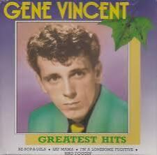 VINCENT GENE- GREATEST HITS. CD.