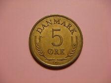 Denmark 5 Ore, 1964 Coin