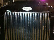 3 Custom Peterbilt 379 Grille Hood Decal Emblems Truck