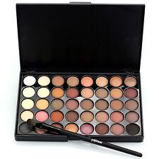 charm 40 Farben Matt Leuchtende Lidschatten Palette Kosmetik Make up EyeShadow