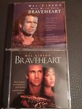 James Horner - 2 CD - Banda Sonora Original Braveheart