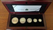 2003 Silver Maple Leaf Hologram set - Royal Canadian Mint - RCM