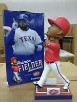 Prince Fielder Texas Rangers Red Uniform SGA 2015 Bobblehead