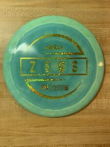 Discraft Zeus Paul McBeth ESP Swirly 174.29 Grams Brand New