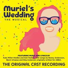 MURIEL'S WEDDING THE MUSICAL The Original Cast Recording CD NEW