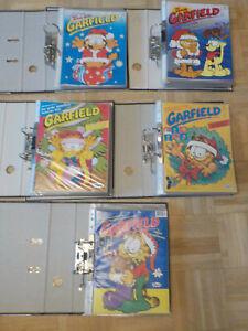 Garfield Sammlung, eine sehr Große Sammlung Hefte und Bücher