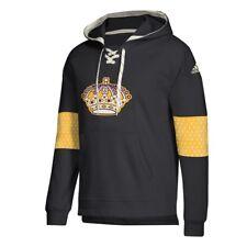 Los Angeles Kings adidas Mens 2018 Vintage Pullover Jersey Hoodie M