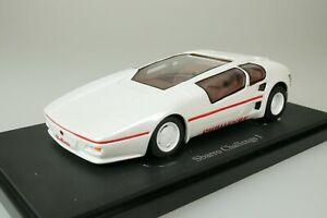 Sbarro Challenge I Switzerland 1985 White 1 From 333 Piece 1/43 AutoCult 05035