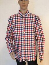 Massimo Dutti chemise homme motif a carreaux taille XXL