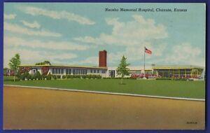 Neosho Memorial Hospital Chanute Kansas