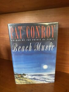 BEACH MUSIC Pat Conroy **SIGNED 1st EDITION**
