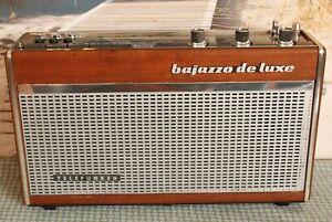 Telefunken Bajazzo de luxe 101, Holzgehäuse und guter Zustand