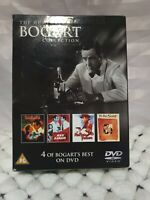 The Humphrey Bogart collection - DVD  4 FILMS REGION 2 *NEW* (2 DVDS SEALED)
