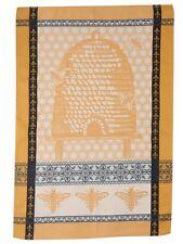 Kay Dee Designs Jacquard Tea Towel Queen Bee Hive Honey Comb 18x28 Cotton R6258