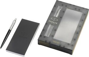 Parker Jotter Bond Street gift set with pen and notepad