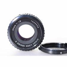 Nikon Ai/S Nikkor Serie-E 50mm F/1.8 - AiS 1,8/50 Serie-E Standardobjektiv