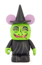 Disney Parks Halloween Green Wicked Witch Vinylmation Holiday Series 3 w/ Hat
