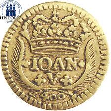 Gold Münzen aus Portugal vor Euro-Einführung