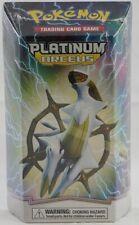 Pokemon Platinum Arceus Stormshaper Theme Deck - Factory Sealed