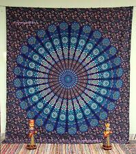 Mandala Tapicería de la reina Tapices de Hippie Wall Hanging