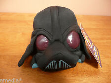 """New STAR WARS DARTH VADER ANGRY BIRDS 5"""" Plush Soft Toy THE LAST JEDI Film Gift"""