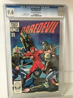 Daredevil 195 cgc 9..6  Marvel 1983 MINT movie TV show O'Neil Janson