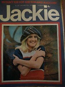 JACKIE DEC 22 1973 DAVID BOWIE DAVID CASSIDY
