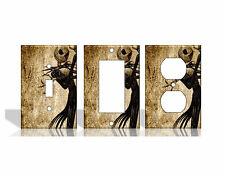 Nightmare Before Christmas Jack Skellington Light Switch Covers Home Decor