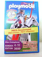Playmobil Ritter Christophorus 3699  Sonderfigur Ritterburg Burg Ritter OVP Neu