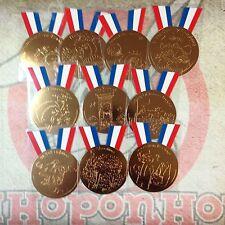 GARBAGE PAIL KIDS 2014 SERIES 1 (Topps) DIE-CUT BRONZE OLYM-PICKS Chase Card Set