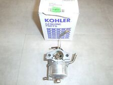 New Genuine Kohler Carburetor 63-853-15-S