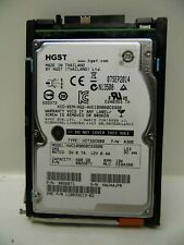 "Hitachi HGST HUC109060CSS600 SAS 600GB 10K 2.5"" EMC 118033213-02 HDD w/ Caddy"