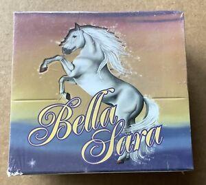 BELLA SARA CCG ORIGINAL SERIES 1 BOX (2006) Hidden City; 36 Packs; Sealed; Rare