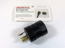 Honda Generator 30 Amp RV Adapter Plug Fits  EU2000I EU3000I L530P-RV30R