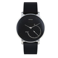 Withings Activité Steel 24/7 Automatic Activity Tracking Black HWA01