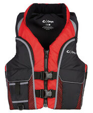Onyx Adult Select 2XL Life Jacket Fishing Vest Type III USCG Approved PFD