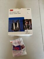 Full Face Respirator Genuine Bundle With Filters. (Fast shipping) 6900 - Large