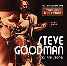 Steve Goodman Feat. John Prine - Sticks - CD - New