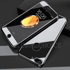 Hybrid 360° Shockproof Case for iPhone 6 6S 7 Plus + Tempered Glass Cover UK NEW