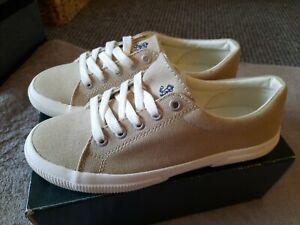 Ralph Lauren Jolie  khaki Sneakers/Trainers, UK 4.5 EU 37+ Box