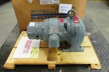 Sterling Slo Speed 1 HP Reducer Double Reduction Gear Motor**New & Unused**