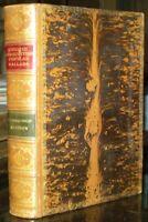 BEAUTIFUL TREE CALF, 1904, ENGLISH & SCOTTISH POPULAR BALLADS, POETRY, CAMBRIDGE