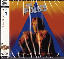 THE POLICE-ZENYATTA MONDATTA-JAPAN SHM-CD D50