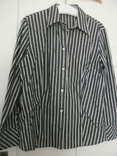 Gerry Weber  BLUSE    Gr 44  Stripes Basic FIT NW  L@@K