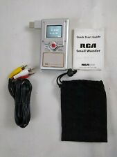 RCA EZ101 Small Wonder Digital Camcorder Tested. Works S2
