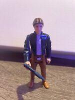 vintage star wars Bespin Han Solo complete V4 blaster Mint all original vintage