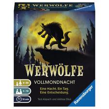Ravensburger Werwölfe Vollmondnacht Werwolf Bluffspiel Reisespiel