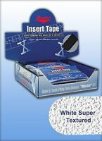 "Master Super Textured Bowling Insert Tape - Black 1"" - NEW - 32 pieces"