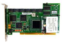 Intel 64MB 6-Channel SATA PCIX RAID Adapter C61794-003 with BAT-NIMH-3.6-03