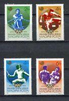 S7873) Hungría 1988 MNH Olympic Games Seoul 4v